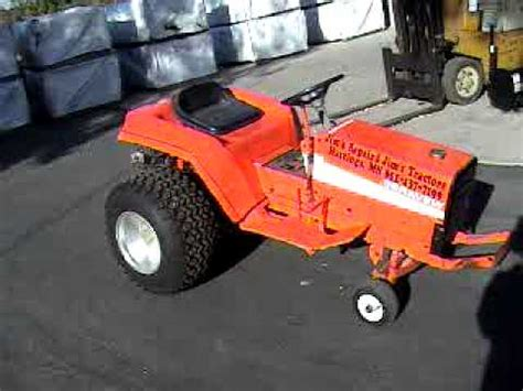 gravely garden tractor going to plowdays