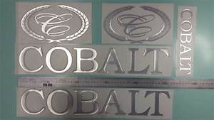 decals for sale page 115 of find or sell auto parts With cobalt boat letters