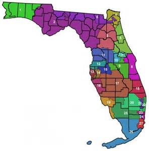 New Florida Congressional District Maps