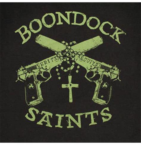 boondock saints green guns tee shirt for only 163 16 39 at
