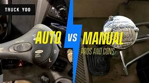 Semi Truck Automatic Or Manual Transmission  Pros And Cons