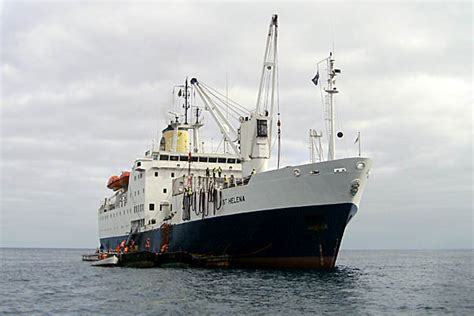 Ship:RMS:St Helena:World Travel Gallery
