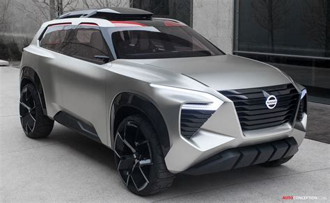 Nissan Xmotion 2020 by Xmotion Suv Concept Signals New Design Direction For