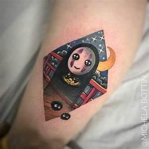 No-Face Tattoo   Best Tattoo Ideas Gallery