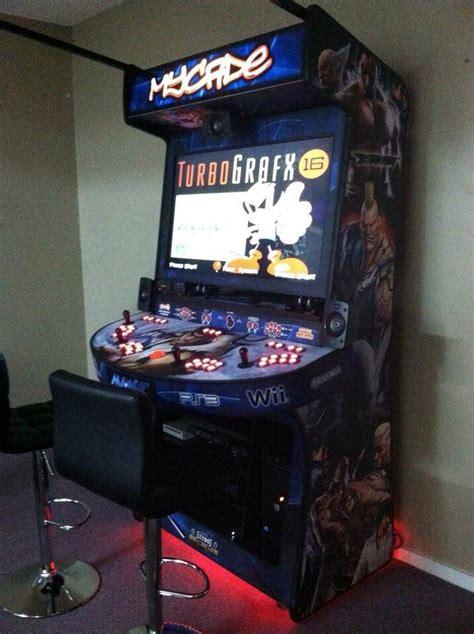machine    player arcade machine