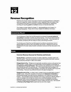Free Parish Financial Manual Chapter 12 Revenue