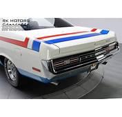 134105 1970 AMC Rebel Machine RK Motors Classic Cars For Sale