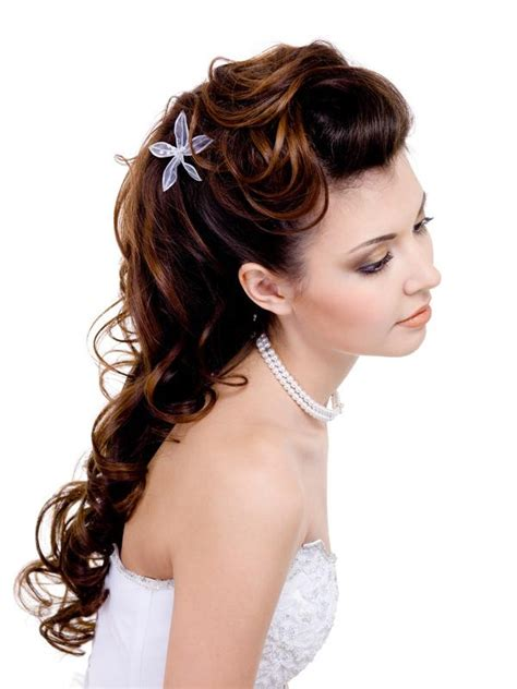 40 hair raising wedding hairstyles for long hair slodive