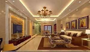 Gypsum ceiling designs for living room decor ideas for for Gypsum ceiling designs for living room