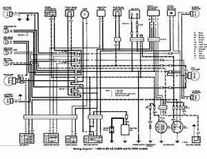 Xl80 Wiring Diagram - Xr  Crf80-200