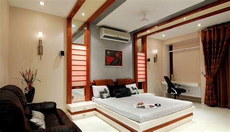 contemporary bungalow  india   touch  traditional