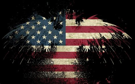 American Flag With Eagle Wallpaper (70+ Images