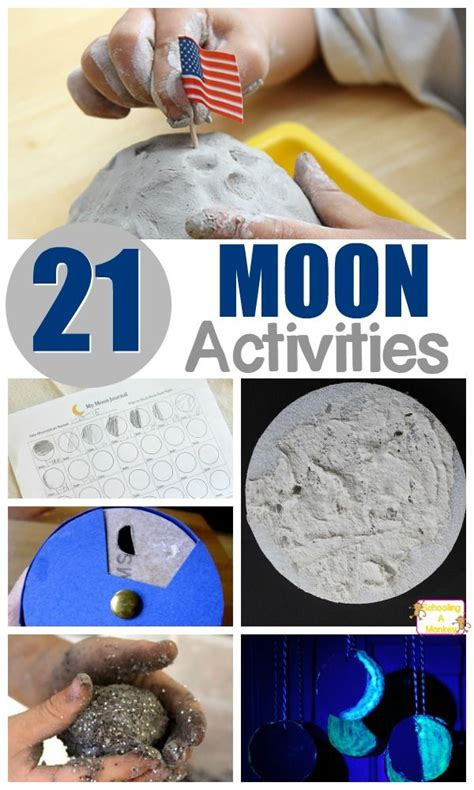 best 25 moon activities ideas on astronauts 659 | 86ef8ff03986244eb3278581c4f5bd58 preschool moon activities solar system projects for kids preschool