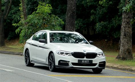 Review The Locally Assembled Bmw 530i M Sport Options