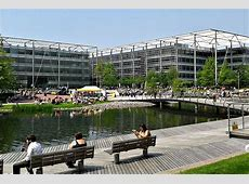 Chiswick Park offers a perfect worklife balance