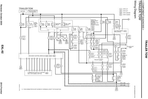 1998 Nissan Frontier Wiring Diagram Pinout by Is My 2010 Nissan Frontier Le Pre Wired For A Brake