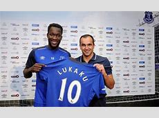 Everton Signs Romelu Lukaku From Chelsea For a Fee of £