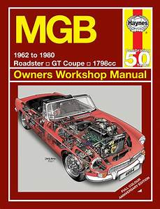 Haynes Mgb Manual Classic Reprint