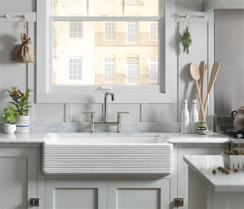 Farmhouse Sinks Ideal For All Kinds Of Cook. Kitchen Remodeling And Design. Designer Kitchen Tables. Kitchen Remodel Design Software. Compact Kitchen Design Ideas. Kitchen Design For Apartments. Tesco Kitchen Design. Kitchen Wall Design. Small Kitchen Design Ideas Photos