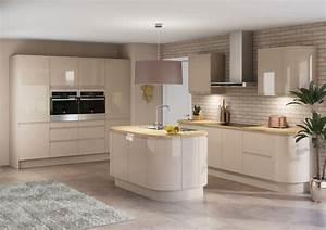 Luna Cashmere Kitchen Units & Cabinets Magnet Kitchens