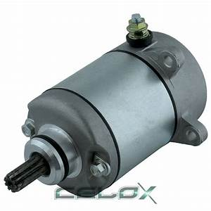 Starter For Honda Fourtrax Recon Es 250 Trx250te 2002 2003