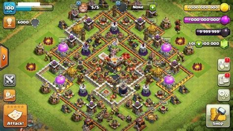 Modified Apk Clash Of Clans by Get Clash Of Clans V 9 256 17 Mod Apk Ipa Android Ios Now