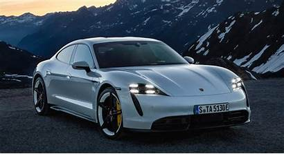 Porsche Taycan Hp Turbo Carscoops Unveiled