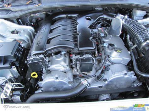 3 5 Chrysler Engine by 2006 Chrysler 300 Touring Awd 3 5 Liter Sohc 24 Valve Vvt