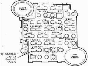 31 1979 Chevy Truck Fuse Box Diagram