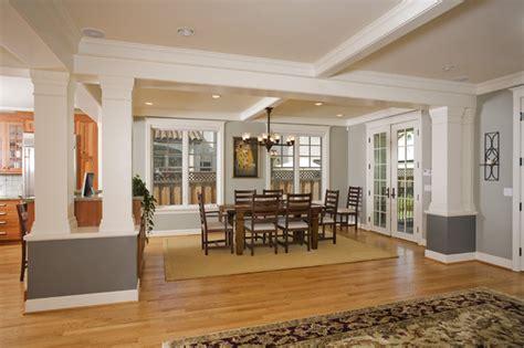 craftsman style homes interiors palo alto craftsman craftsman dining room san