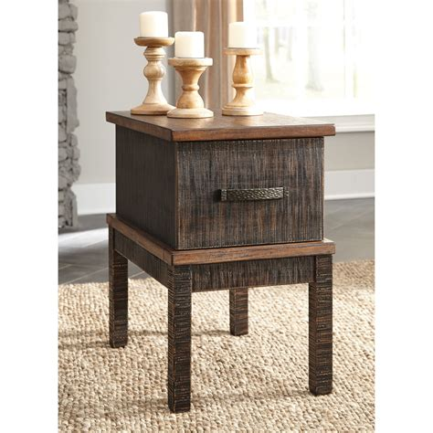 end tables with built in outlets chair side end table with built in outlet usb charging