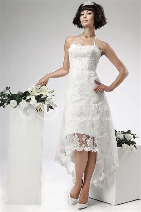 Unique vintage short wedding dresses