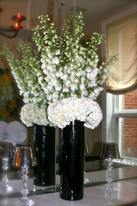 black and white floral centerpieces 7 best images about beautiful flower arrangements on pinterest white flowers nyc and florists