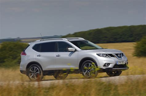 The additions improve an already solid offering. Nissan X-Trail 1.6 dCi n-Tec UK first drive