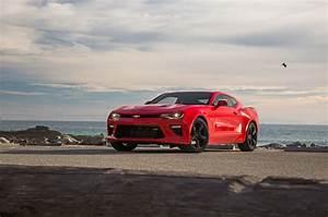 2016 Chevrolet Camaro Ss Update 6  Finish Line In Sight