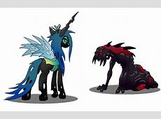 Changelings My Little Pony Friendship is Magic Know