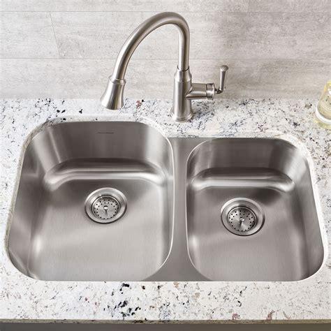 undermount bowl kitchen sink portsmouth undermount bowl kitchen sink american 8723