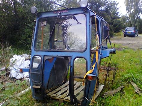 Cabina Sale by Used Hara Ford 5000 Og 7000 Forestry Cabin Price 788