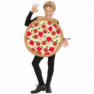 Lustiges Pizza Kostm Fr Kinder