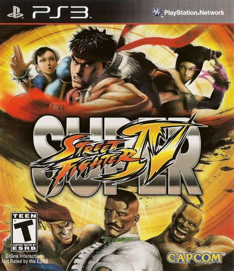 Super Street Fighter Iv Ps3 Review Any Game