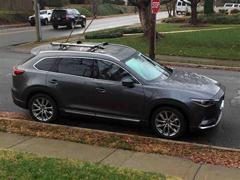 2016 Cx9 Roof Rack Cross Bars  Mazda Forum Mazda