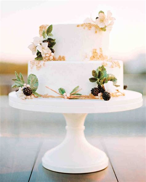 45 Wedding Cakes With Sugar Flowers That Look Stunningly