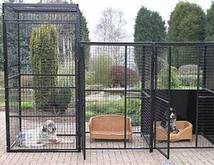 dog runs kennels fencing for dog pens weld mesh With steel dog kennels and runs
