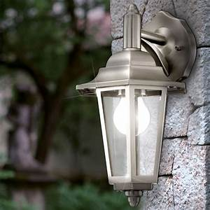 Led Aussenleuchten Wandleuchten : elegantes 2er set led wandleuchten aus edelstahl lampen m bel au enleuchten wandleuchten ~ Markanthonyermac.com Haus und Dekorationen