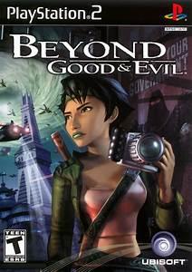 Beyond Good Evil 2003 Playstation 2 Box Cover Art