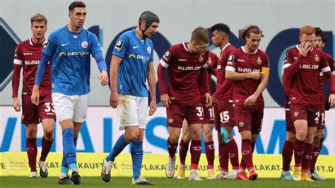 Teams dynamo dresden hansa rostock played so far 11 matches. Serie gerissen: Dynamo Dresden erwischt Hansa Rostock ...