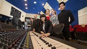 ANU unveils state-of-the-art music recording studio - ANU
