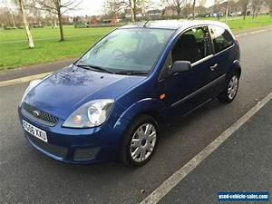 2006 Ford Fiesta Style Climate For Sale In The United Kingdom