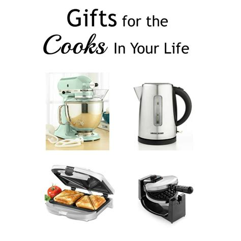 gifts for the cooks in your life