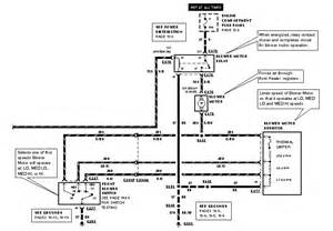 ford econoline   switch circuit repair method
